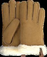 Camel UGG Handschoenen SHORTY GLOVE W/TRIM  - medium