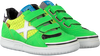 Groene MUNICH Sneakers G3 KID VELCRO - small