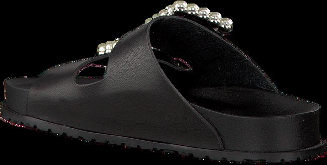 Zwarte STEVE MADDEN Slippers NORA FLAT  - large
