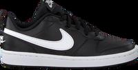 Zwarte NIKE Lage sneakers COURT BOROUGH LOW 2 (GS)  - medium