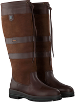 Bruine DUBARRY Lange laarzen GALWAY  - medium