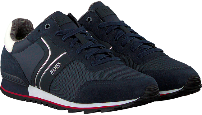 Blauwe HUGO Sneakers PARKOUR RUNN NYMX  - large