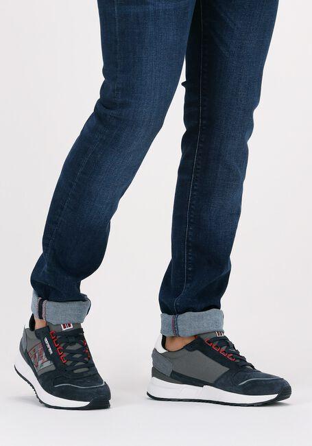 Blauwe NAPAPIJRI Lage sneakers SPARROW  - large