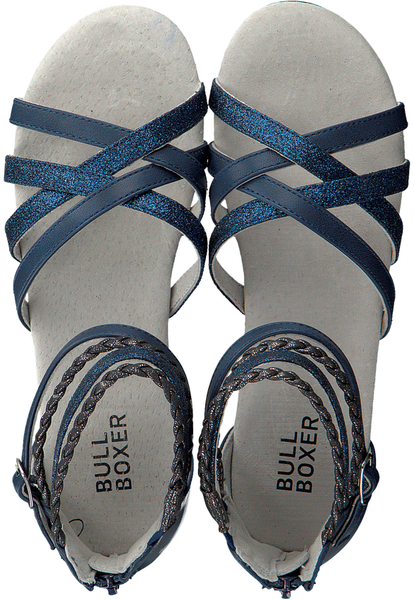 Blauwe BULLBOXER Sandalen AED009FIS - larger