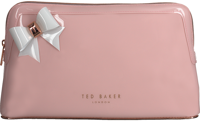 Roze TED BAKER Toilettas ALLEY - large