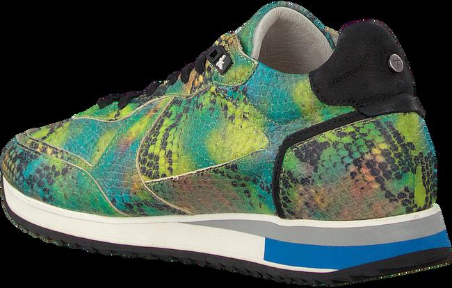 Groene FLORIS VAN BOMMEL Sneakers 85260  - large