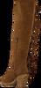 Cognac VERTON Hoge laarzen SKE08  - small