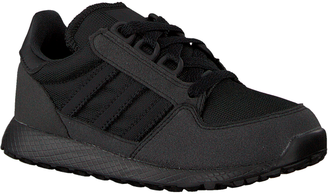 Zwarte ADIDAS Sneakers FOREST GROVE C  - large