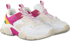 Witte TOMMY HILFIGER Sneakers CHUNKY LIFESTYLE WMN  - small