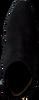 Zwarte NOTRE-V Enkellaarsjes 27436  - small