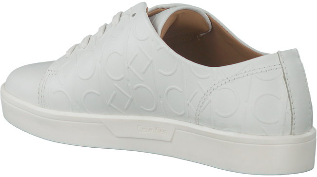 Witte CALVIN KLEIN Sneakers IMILIA  - large