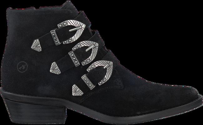 Zwarte BRONX Enkellaarsjes 46856  - large