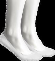 Witte TOMMY HILFIGER Sokken WOMEN REGULAR STEP - medium