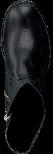 Zwarte SHABBIES Enkellaarsjes 183020101  - large