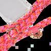 Roze KASCHA-C Telefoonkoord PHONECORD IPHONE X/XS  - small