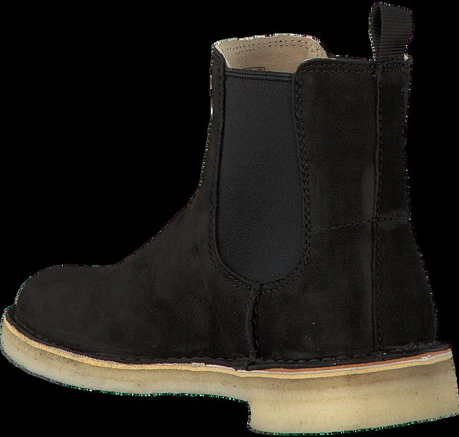 Zwarte CLARKS Chelsea boots DESERT PEAK  - large