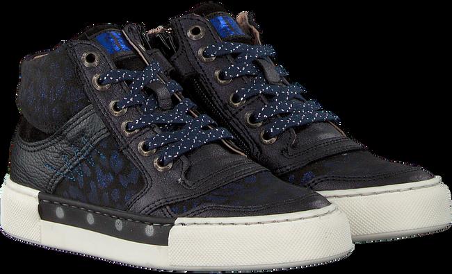 Blauwe RED-RAG Sneakers 15668 - large