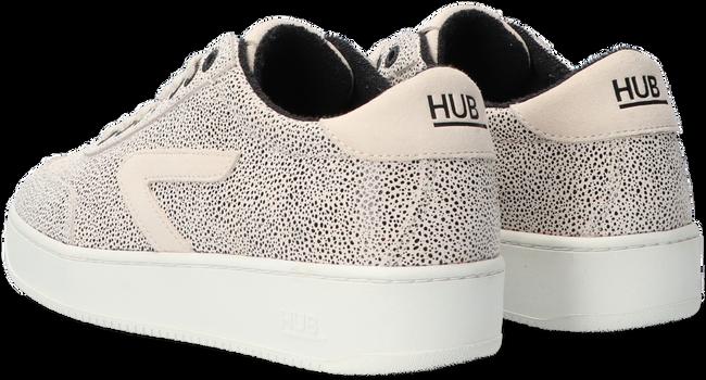Beige HUB Lage sneakers HOOK-Z LW  - large