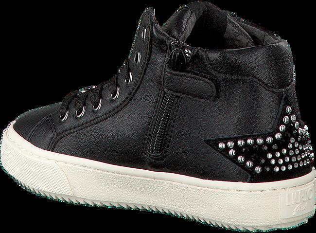 Zwarte LIU JO Sneakers UM23259  - large