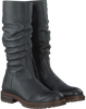 Zwarte GIGA Lange laarzen 7838  - small