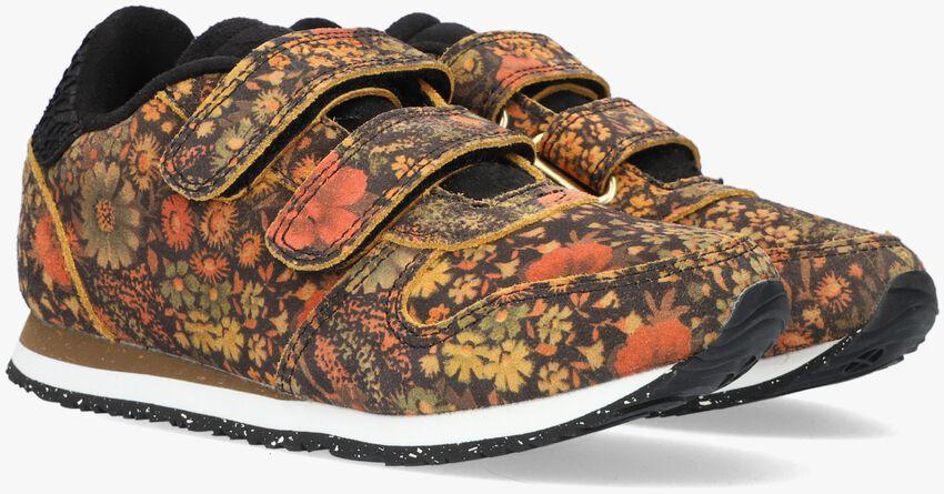 Zwarte WODEN Lage sneakers YDUN SUEDE KIDS  - larger