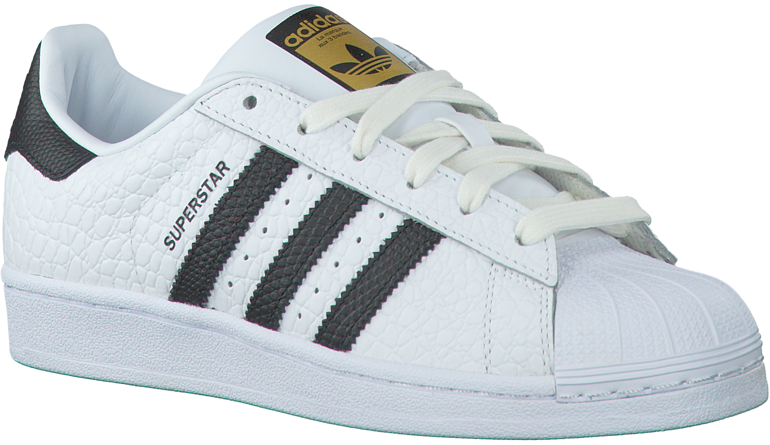 dc28243ec07 Witte ADIDAS Sneakers SUPERSTAR DAMES. ADIDAS. -50%. Previous