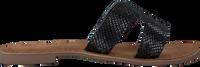 Zwarte LAZAMANI Slippers 75.748  - medium