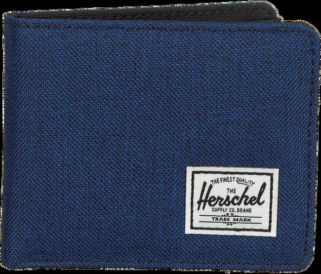 Blauwe HERSCHEL Portemonnee ROY PL - large