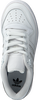 Witte ADIDAS Sneakers RIVALRY LOW J  - small