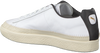 Witte PUMA Sneakers BASKET TRIM  - small