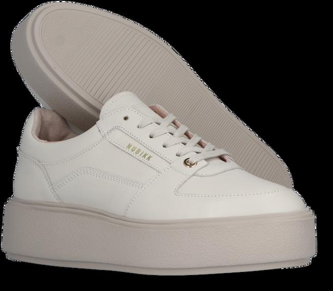 Beige NUBIKK Lage sneakers ELISE BLOOM  - large