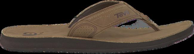 Bruine TEVA Slippers 4167 BENSON  - large