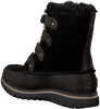 Zwarte SOREL Enkelboots COZY JOAN  - small