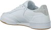 Witte REEBOK Sneakers CLUB C 85 WMN  - small