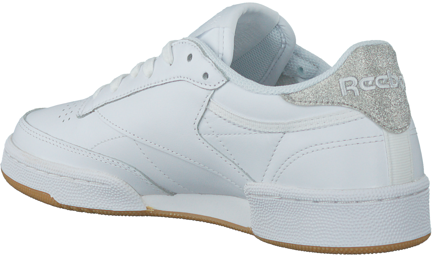 2c86a3ccf3b Witte REEBOK Sneakers CLUB C 85 WMN. REEBOK. -20%. Previous