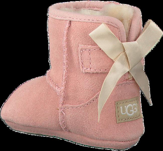 Roze UGG Babyschoenen JESSE BOW II  - large