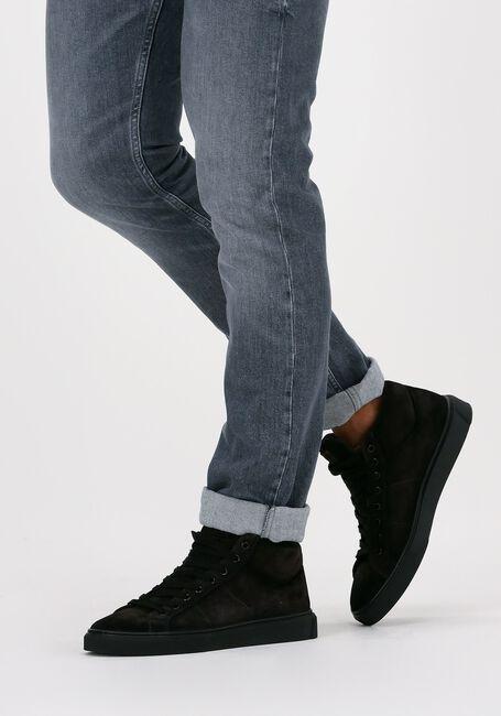 Grijze GIORGIO Hoge sneaker 31811  - large