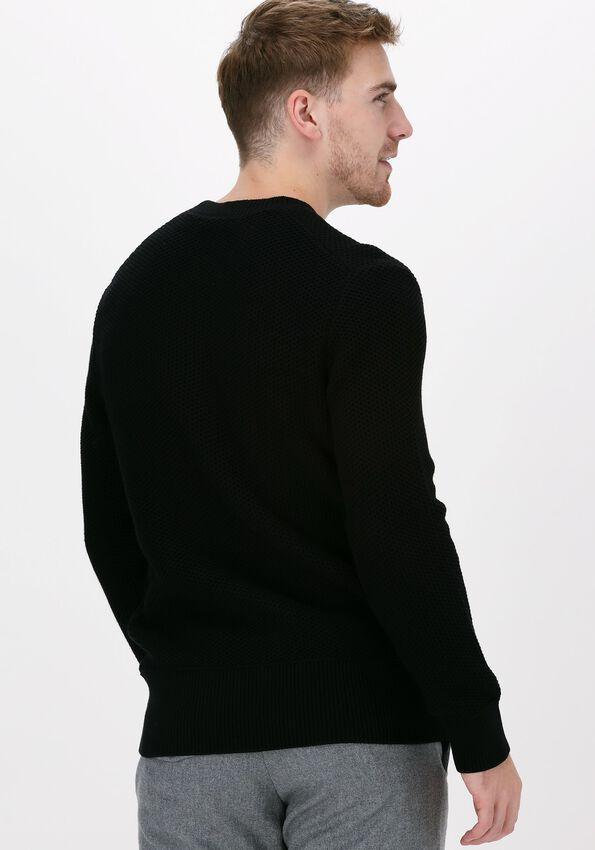 Zwarte DRYKORN Trui VINCENT 422055  - larger