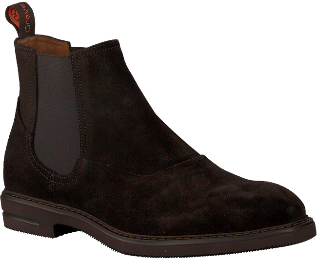Bruine GREVE Chelsea boots GERMAN - large