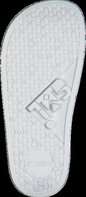 Roze THE WHITE BRAND Slippers GLITTER MATTE  - large