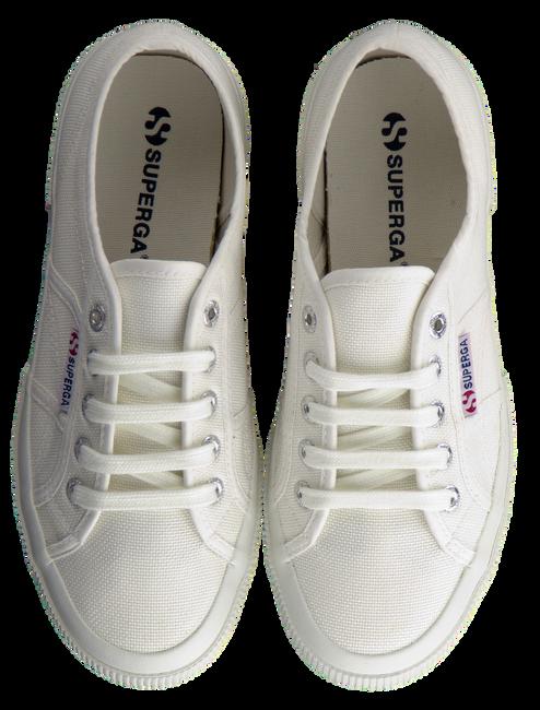 Witte SUPERGA Sneakers 2750 COTUCLASSIC - large
