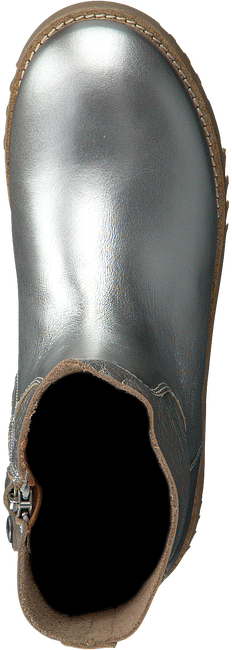 Zilveren SHABBIES Enkellaarsjes SHK0028  - large