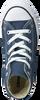 Blauwe CONVERSE Sneakers CTAS HI KIDS  - small