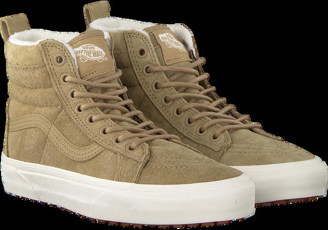 Beige VANS Sneakers SK8 HI MTE - large