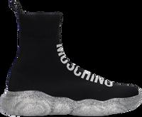 Zwarte MOSCHINO Hoge sneaker SOCK SNEAKER TEDDY BEAR  - medium