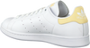 Witte ADIDAS Lage sneakers STAN SMITH DAMES  - small