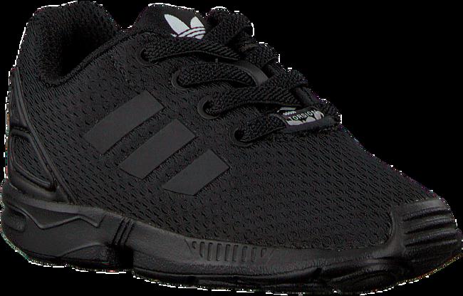 Zwarte ADIDAS Sneakers ZX FLUS EL I - large