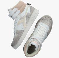 Witte DIADORA Hoge sneaker MAGIC BASKET MID ICONA WOMAN  - medium