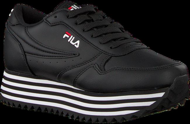 Zwarte FILA Sneakers ORBIT ZEPPA STRIPE WMN  - large