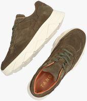 Groene TANGO Lage sneakers KADY FAT  - medium